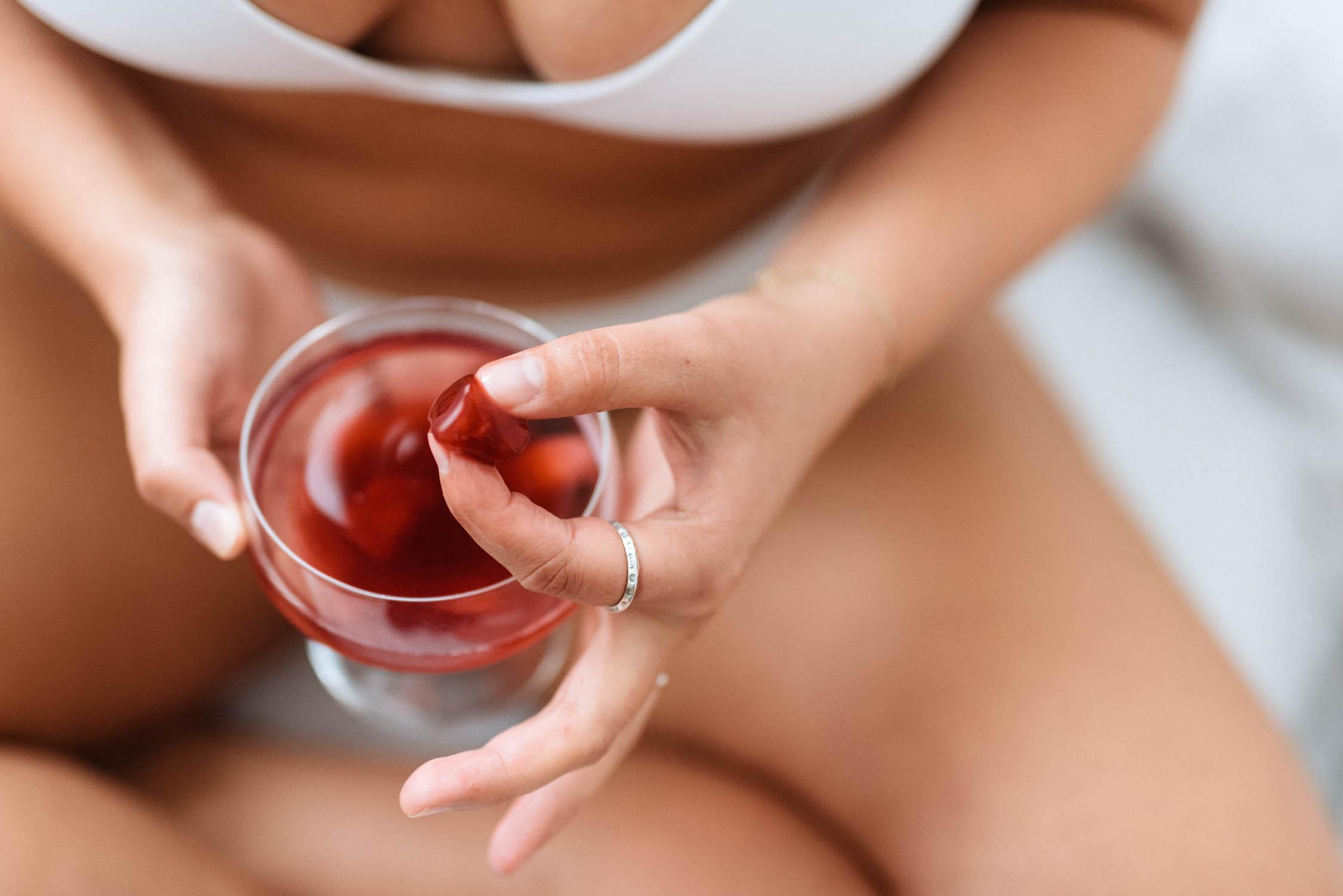 Съемка вагины из нутри, Видео из вагины женский оргазм 3 фотография